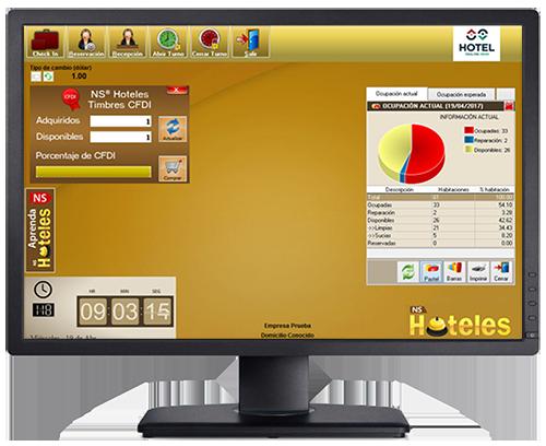 pantalla principal monitor md
